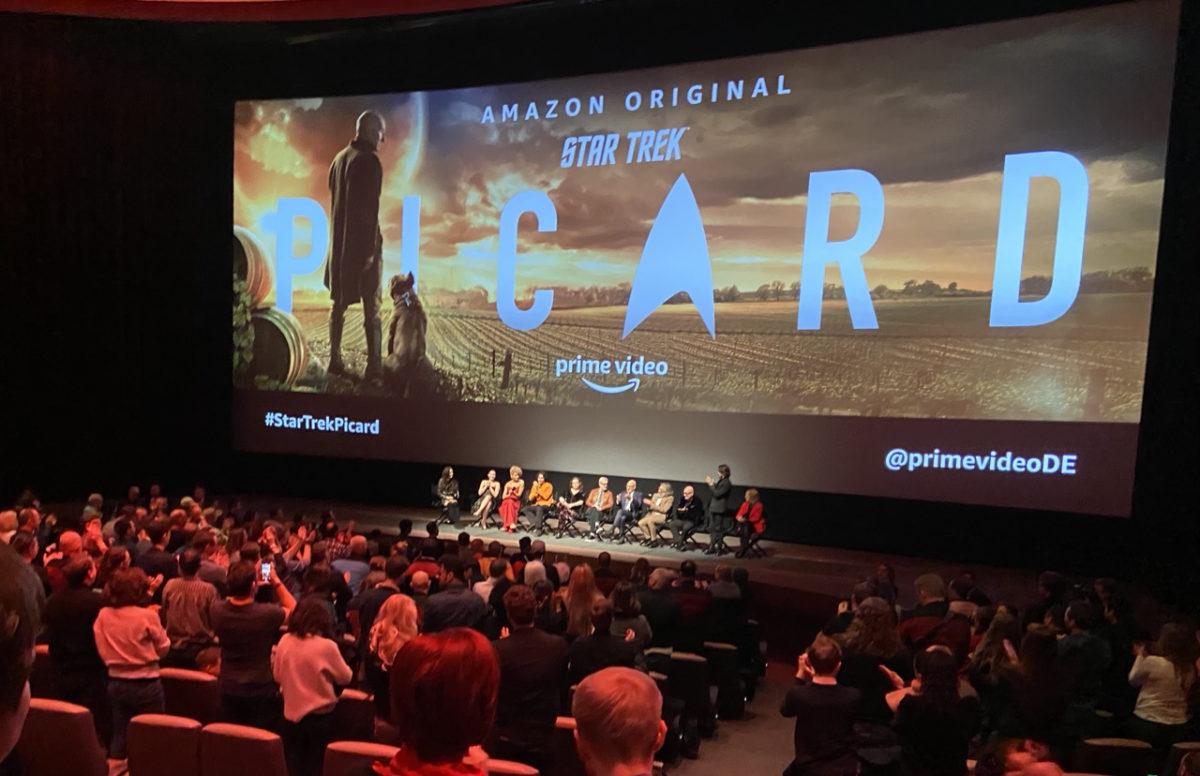 GHU015 Auf den Schirm 05: Star Trek: Picard Premiere, Berlin 17.01.2020