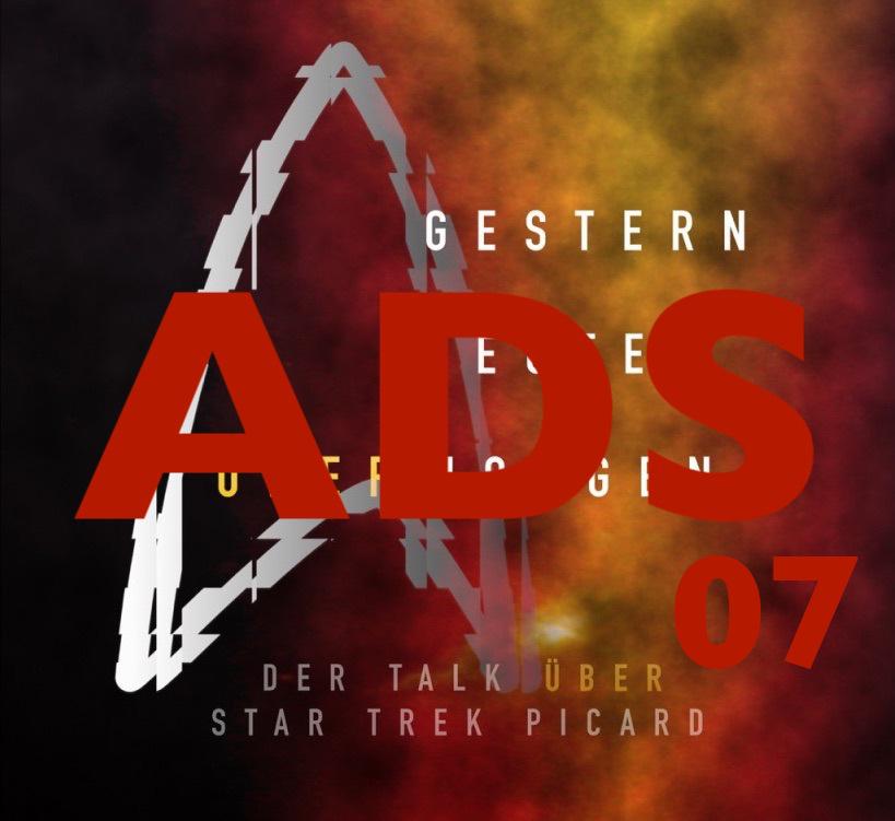 "GHU044 Auf den Schirm 07: Trailer ""Star Trek: Picard - Staffel 2"" - First Contact Day 2021"