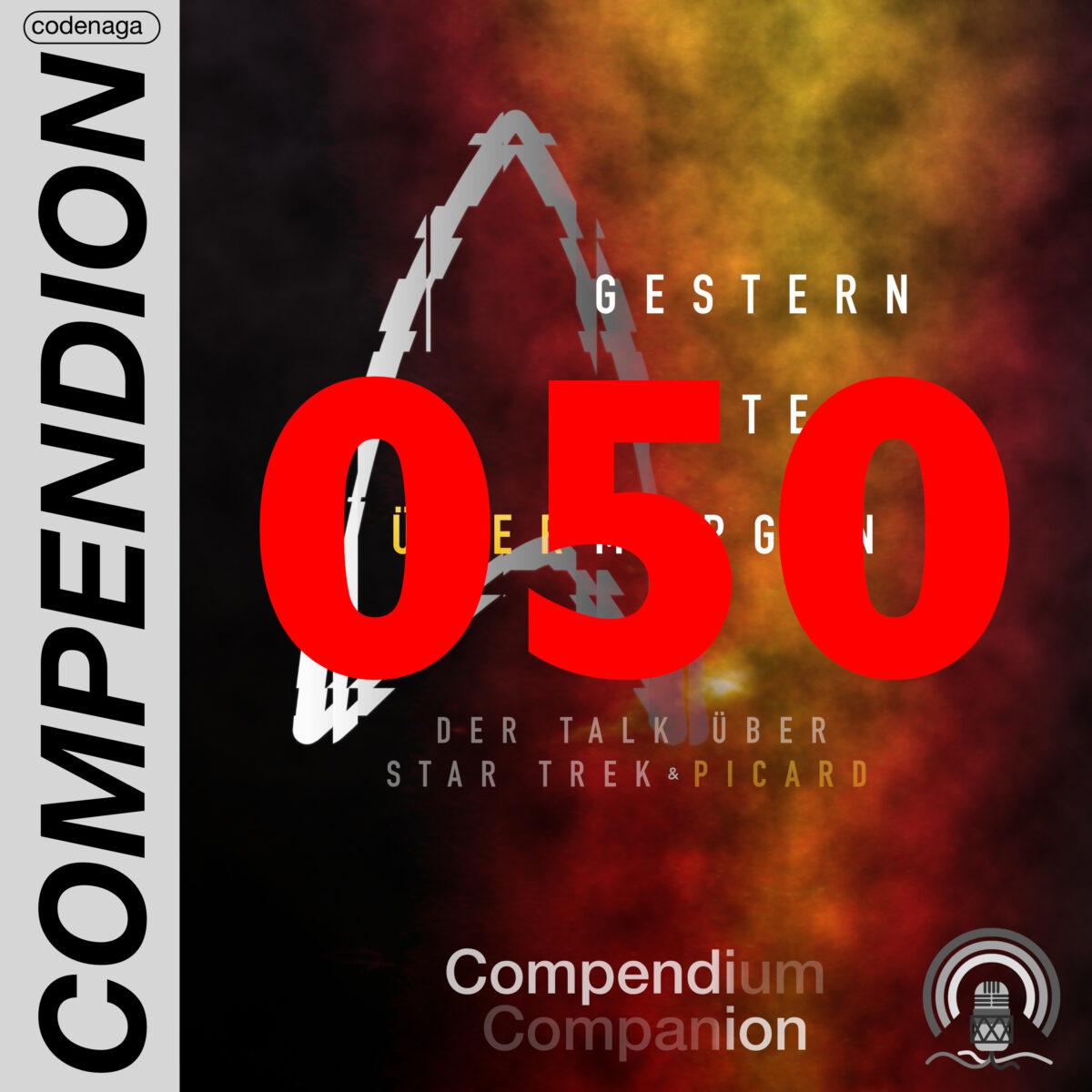 GHU050 GHU050 Der Mächtige / Mission Farpoint (TNG 1x01+02) (Encounter at Farpoint)