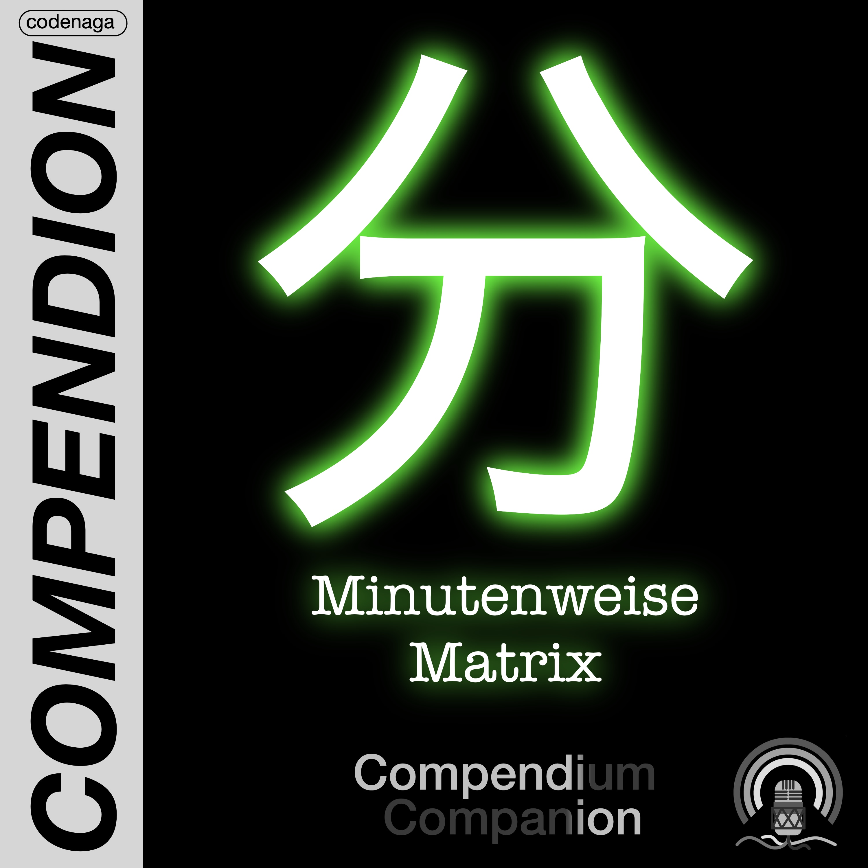 MWM000 - 分0 Minutenweise Matrix