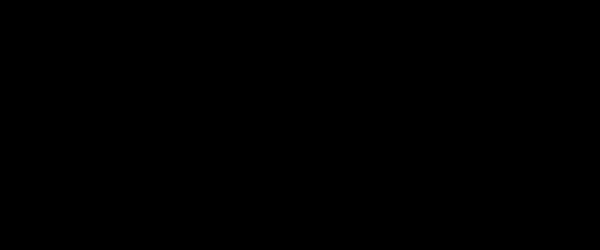 MWM001 - 分1 Grüne Buchstaben auf schwarzem Grund