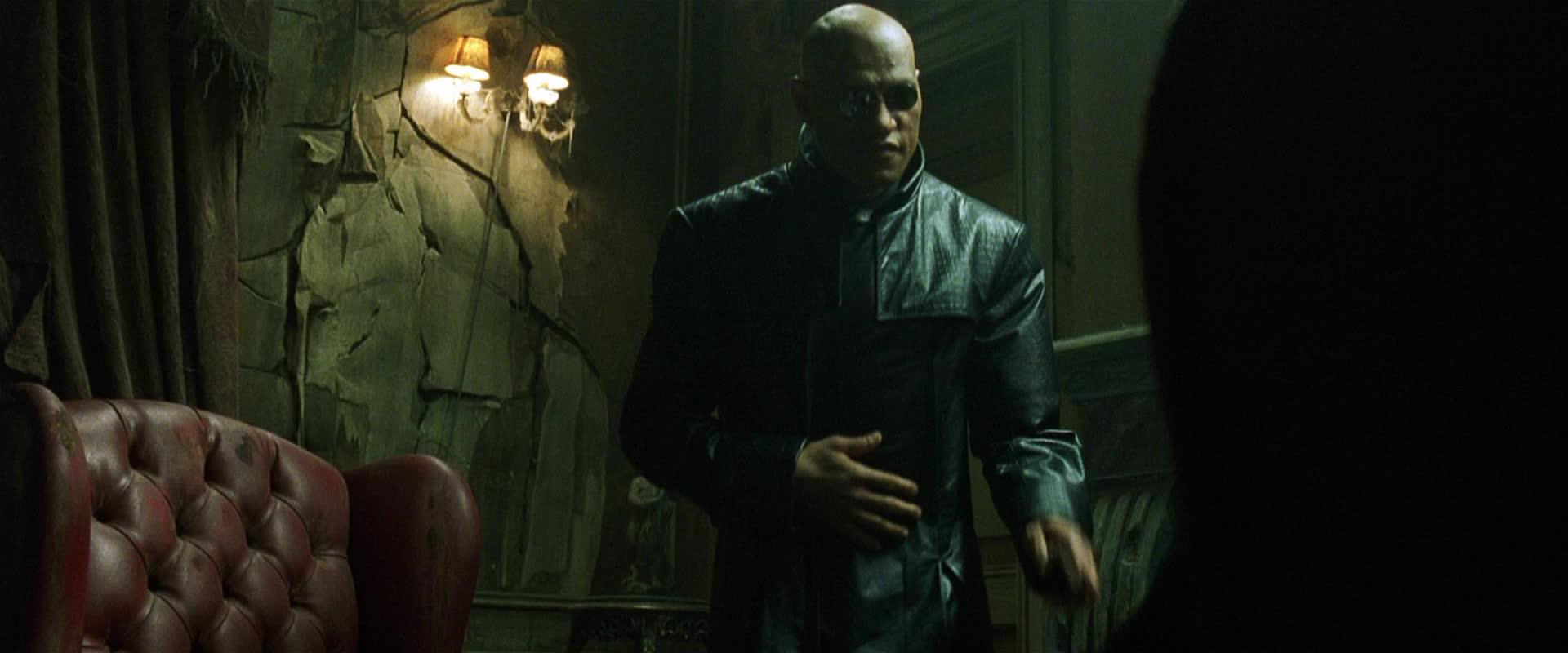 MWM028 - 分28 Die Matrix ist in diesem Zimmer