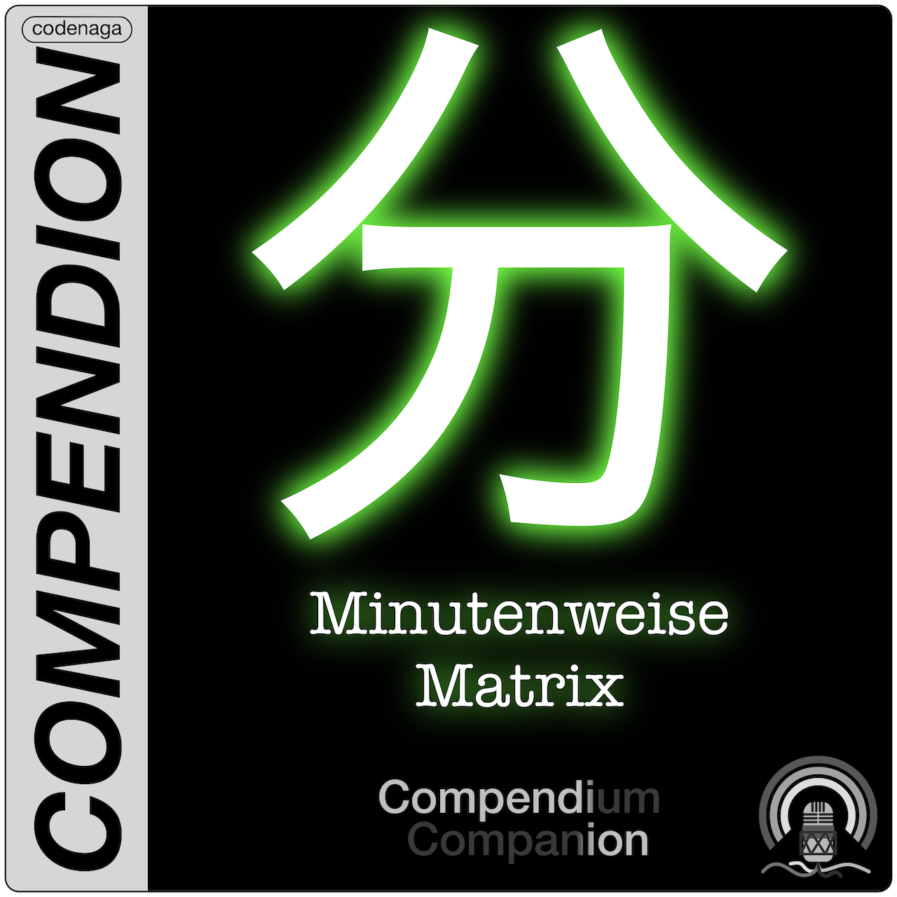 Minutenweise Matrix Logo 1280